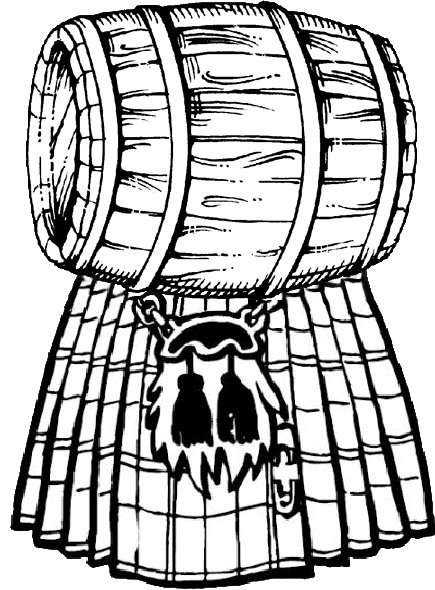 Kilted Barrel of the Kilted Cantina